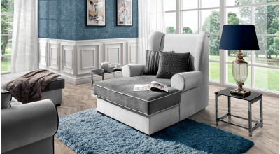 Chaise lounge - DELUXE LONGCHAIR