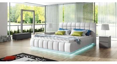 Łóżko PRATO z materacem - PROMOCJA