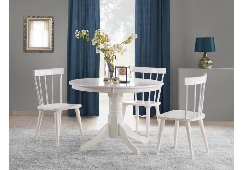 GLOSTER stoł biały NOWOŚĆ