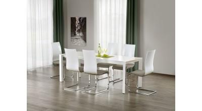STANFORD XL stół rozkładany biały