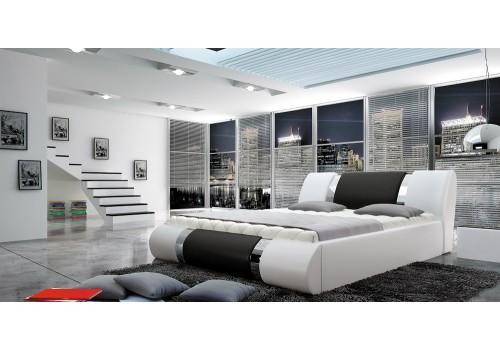 Łóżko ATLANTIS 160X200 z materacem - PROMOCJA