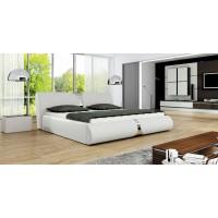 Łóżko ROUND z materacem 160x200