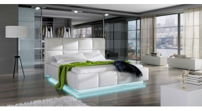 Łóżko ASTI 160X200  z materacem! - PROMOCJA