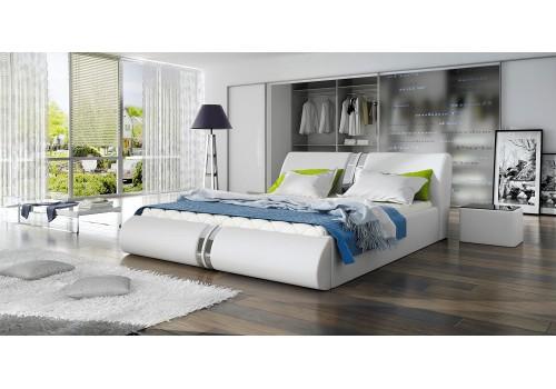 Łóżko CALLISTO z materacem - PROMOCJA