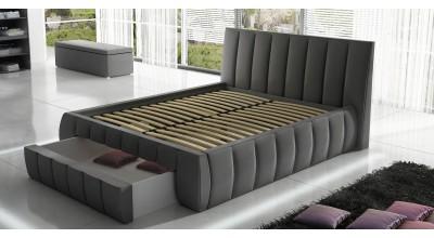 Łóżko ROMA z materacem - NOWOSC