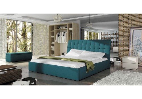 Łóżko TERASSO z materacem - PROMOCJA