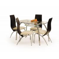 Zestaw do jadalni KRONOS  stół + 4 krzesła