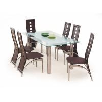 Zestaw do jadalni MAGIC  stół + 6 krzesła
