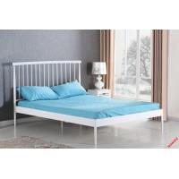 BRENDA łóżko białe