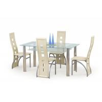 Zestaw do jadalni FOKUS  stół + 4 krzesła