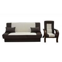 Zestaw MARTA  Wersalka+Fotel