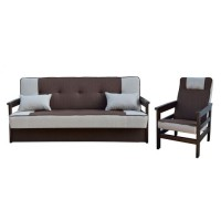 Zestaw KAROL Wersalka+Fotel