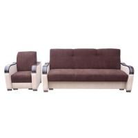Zestaw WEGA Wersalka+Fotel